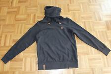 Naketano Damen Sweatshirt schwarz Gr XL Schnizzel Dizzel Popizzel