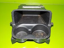 99 00 Civic EX center console pocket cupholder OEM gray
