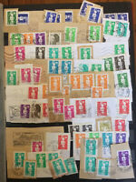 Timbres de collection; Mariannes du bicentenaire.