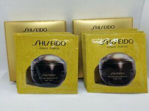 12X Shiseido Future Solution LX Total Regenerating Cream - Set Of 12 x 1mL.