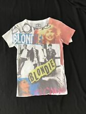 Blondie T-Shirt. Woman Size Large. 52% Cotton/48% Polyester.