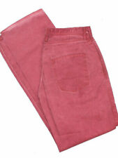 Armani Jeans Rosso Vintage look Red Size 34W 36L - Ref S33