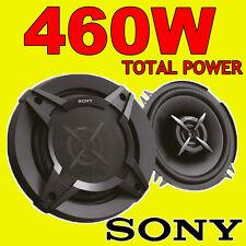 SONY 460 W total 2WAY 5.25 in (environ 13.34 cm) 13 cm porte voiture/étagère Coaxial Haut-parleurs Noir Paire