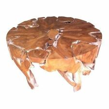 Wooden Kitchen Round Contemporary Coffee Tables