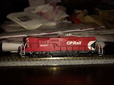 Atlas N Scale Locomotive Custom Painted Gp-9 C P Rail #8527