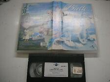 BALTO 2 IL MISTERO DEL LUPO 2001 VHS italiano
