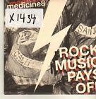 (CP248) Medicine8, Rock Music Pays Off - 2002 DJ CD