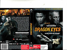 Dragon Eyes-2011-Cung Le- Movie-DVD