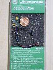 Uhlenbrock 32300 Soundmodul3 mit Wunschsound Neu OVP