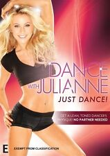 Dance With Julianne - Just Dance! (DVD, 2011)