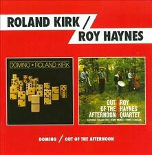 Domino/Out of the Afternoon [Bonus Track] [Remastered] by Roland Kirk/Roy...