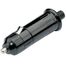 12V Male Cigarette/Cigar Lighter Power Plug Connector -5A Fused- Car/Van Vehicle