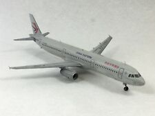 1/144  built airliner model Airbus A 321 china eastern