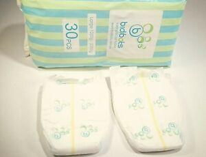 Bidibots Premature Baby nappies 1.2-2kg 2-4lb premmie reborn doll SAMPLE 2 only