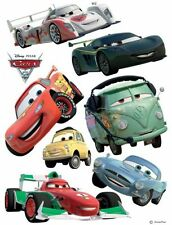 Unbranded Cars Plastic Wall Decals & Stickers