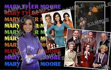Mary Tyler Moore Show TV series Fan Made Poster print 11 X 17