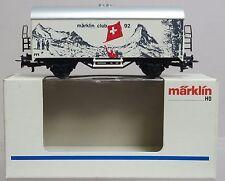 Marklin HO-Scale Switzerland 1992 Club Car 2107A LNIB