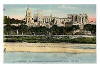 CPA 84 Vaucluse Avignon La Cathédrale et le Palais des Papes