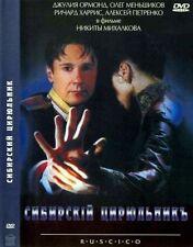 Barber of Siberia  /Nikita Mikhalkov/  DVD NTSC , Language(s):ENGLISH, RUSSIAN