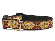 """Horsing Around Dog Collar XS 5/8"""" Wide Up Country Puppy"""