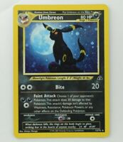 Umbreon Neo Discovery 13/75 Holo Rare NM