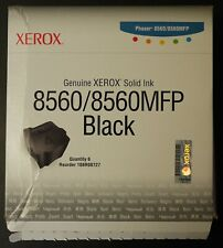 8560/8560MFP Black Genuine Xerox Solid Ink Phaser 8560/8560MFP OPEN BOX - 6