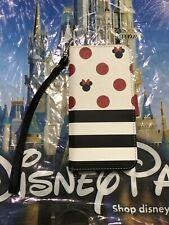 Disney Parks Minnie Mouse Polka Dot iPhone 6/6S/7/8  D Tech Folio Case Wallet