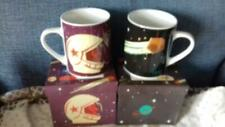 Large Astronaut &  Asteroid Mugs -brand new in box - Magpie/Jay Cosmos range