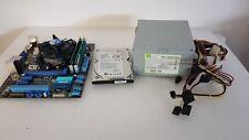 Komplett-PC-Bausatz ASUS P8H61-M LE  mit Celeron 2,5, 250 GB HDD + NT