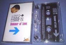 LONYO COMME CI COMME CA SUMMER OF LOVE cassette tape single