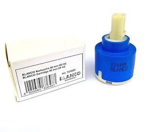 Blanco Kartusche Hochdruck blau Ø 40 mm HD KE 121895 keramische Dichtscheiben
