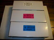 (3) Premium Compatibles Toner OKI C610 Black Magenta Cyan OkiData NEW Sealed