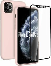 Phone Case For iPhone 11 Pro Max 6.5'' +Full Tempered Glass Screen Protector
