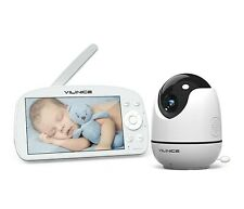 """aby Monitor, VILINICE 720P HD Video Baby Monitor Large 5.5"""" Display with Camera"""