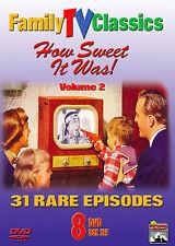 Family TV Classics - Vol. 2 - Rare TV Shows DVD Collection