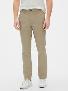 NWT: gap Modern Khakis in Athletic Taper with GapFlex (36 x 34) $60