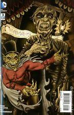 Convergence #3 Dave McKean Variant (2015) Dc Comics