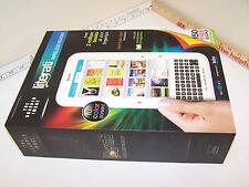 Sharper Image LITERATI Color E-Book Reader Wireless Black