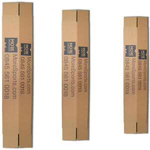 Golf Clubs Cardboard Boxes Strong Packing Packaging Best Quality MoreSports