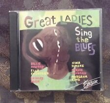 Great Ladies Sing The Blues (CD Used Like New)