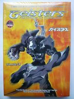 Geisters: Fractions of the Earth - Vol. 3 (DVD, 2004)