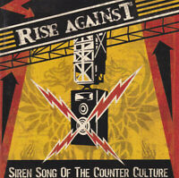 Rise Against ‎– Siren Song Of The Counter Culture CD Geffen Records 2004 NEW