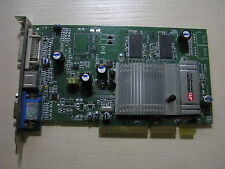 SAPPHIRE ATI RADEON 9600 AGP 128MB DDR VGA/DVI/TV-OUT Video card TEST OK!