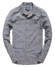 Ropa de hombre Superdry color principal gris 100% algodón