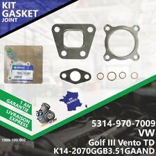 Gasket Kit Joint Turbo VW Golf III Vento TD 5314-970-7009 K14 1.9 Melett-002