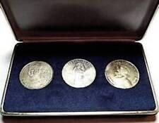 AUSTRIA/HUNGARY/PANAMA (3 large Coins Set) UNC./FDC.