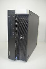 Dell Precision T5810 E5-2687W v3 3.1GHz 10-Core 64GB No HD K5200 Workstation PC