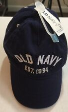 Old Navy Boys Ball Cap Navy Blue Size S/P New with Tags