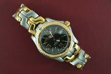 TAG Heuer Link Professional WT1251 Two-Tone 18K & Stainless Steel Quartz 36mm