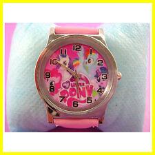 My Little Pony Girl Boy Girl Child Fashion Wrist Watch Wristwatch FREE SHIP